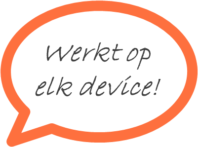 Interactieve video werkt op alle devices